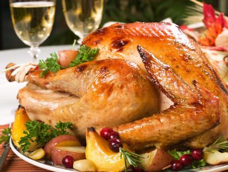 Roast Turkey 2 Chefs 4 you